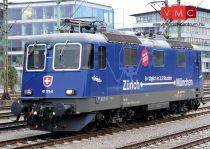 Märklin 37473 Villanymozdony Re 4/4 Re 421, SBB Zürich-München (E6) (H0) - AC / Sound