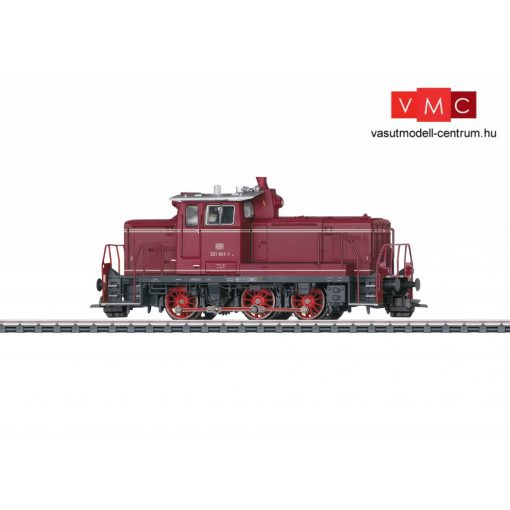 Märklin 37601 Dízelmozdony BR 261, DB (E4) (H0) - AC / Sound