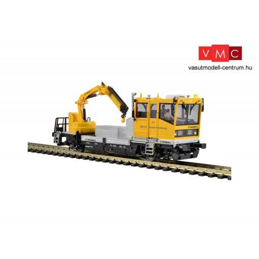 Märklin 39549 Robel 54.22 pályafenntartó vasúti jármű daruval, DB-AG (E6) (H0) - AC / Sound