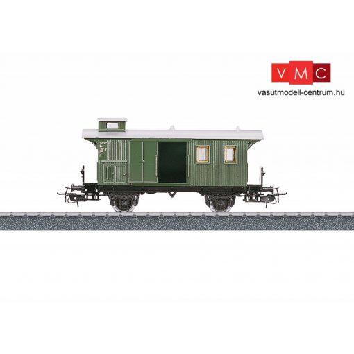 Märklin 4038 Märklin Start up - Poggyászkocsi (E1-5) (H0) - AC