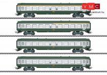 Märklin 40691 Személykocsi-készlet, 4-részes négytengelyes gyorsvonati kocsik, SNCF (E4) (H0) - AC