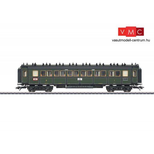 Märklin 41369 Személykocsi, négytengelyes ABBü, 1./2. osztály, K.Bay.Sts.B (E1) (H0) - AC