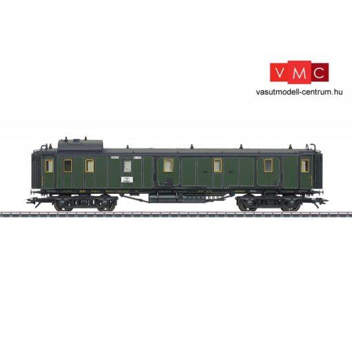 Märklin 41379 Poggyászkocsi, négytengelyes PPü, K.Bay.Sts.B (E1) (H0) - AC