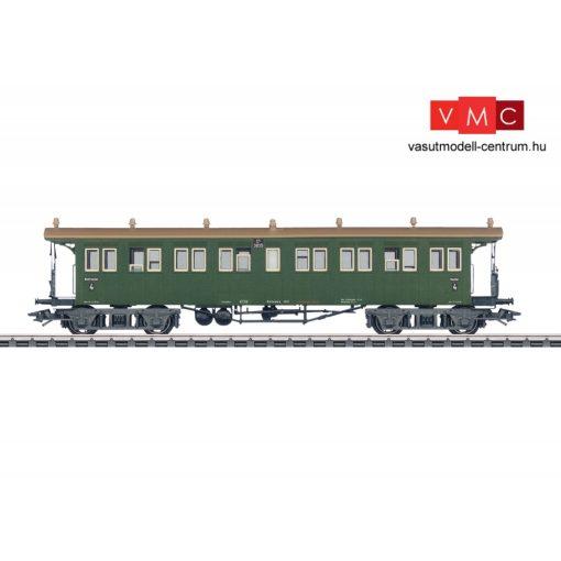 Märklin 42143 Személykocsi, négytengelyes C4, 4. osztály, K.W.St.E. (E1) (H0) - AC