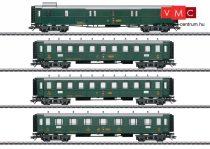 Märklin 42388 Személykocsi-készlet, 4-részes négytengelyes gyorsvonati kocsik, SBB (E2) (H0) - AC