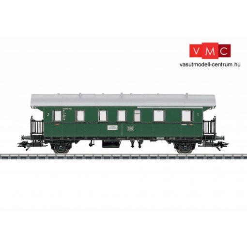 Märklin 4313 Személykocsi, Donnerbüchse típus, ABi 1./2. osztály, DB (E3) (H0) - AC