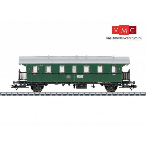 Märklin 4314 Személykocsi, Donnerbüchse típus, Bi 2. osztály, DB (E3) (H0) - AC