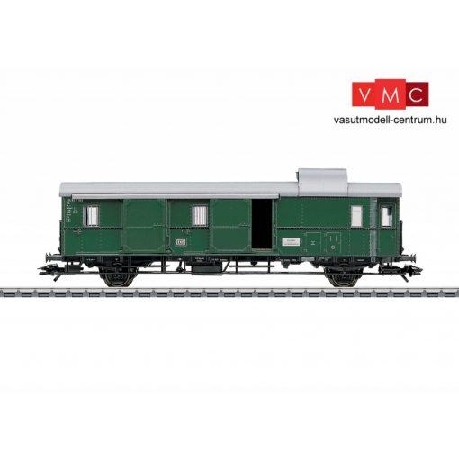 Märklin 4315 Poggászkocsi, Donnerbüchse típus, Pwi, DB (E3) (H0) - AC
