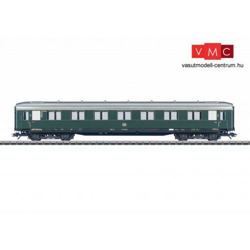 Märklin 43202 Személykocsi, négytengelyes Schürzenwagen, Aüe 310, 1. osztály, DB (E3) (H0