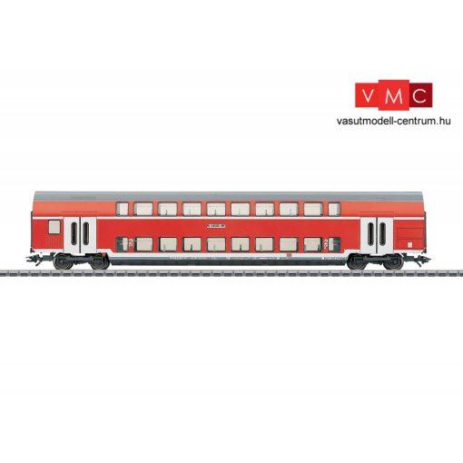 Märklin 43585 Emeletes négytengelyes személykocsi, DBz 751, 2. osztály,  DB-AG (E5) (H0) -