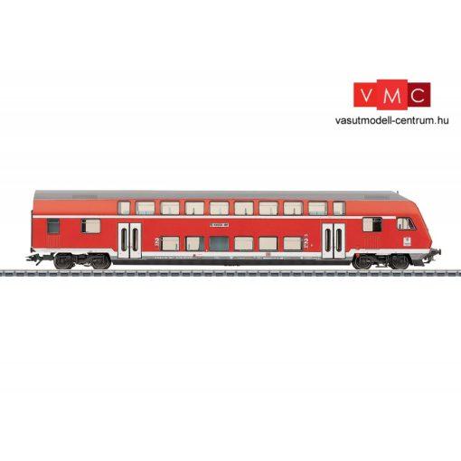 Märklin 43586 Emeletes négytengelyes vezérlőkocsi, DBbzf, 2. osztály, DB-AG (E5) (H0) - AC