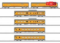 Märklin 43617 Amerikai személykocsi-készlet, 6-részes Union Pacific Railroad (E3) (H0) - AC