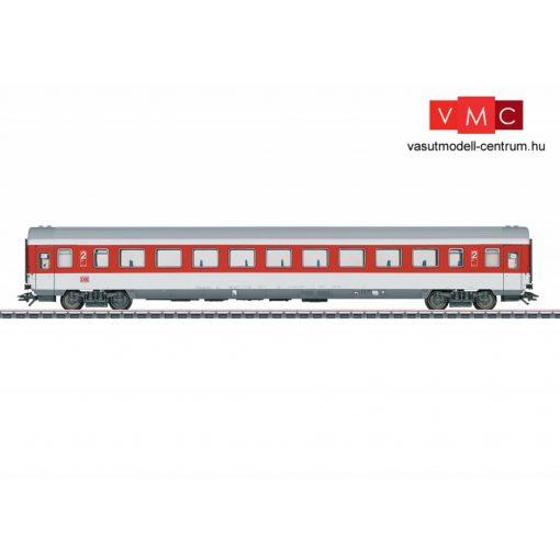 Märklin 43760 Személykocsi, négytengelyes Bpmz 293.2, termes 2. osztály, DB-AG (E5) (H0) -