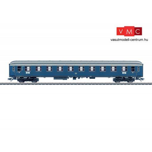 Märklin 43910 Személykocsi, négytengelyes A4üm-63, 1. osztály, kék, DB (E3) (H0) - AC