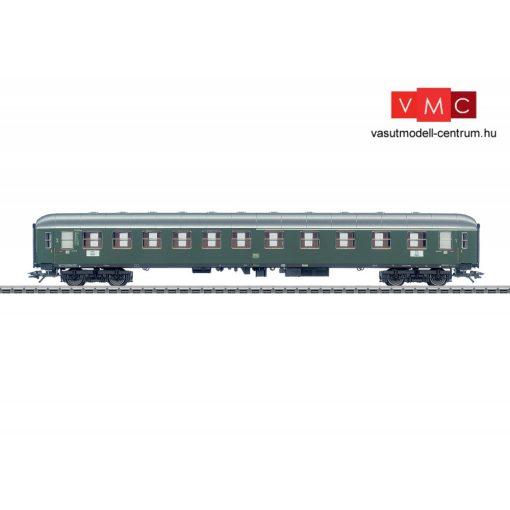 Märklin 43930 Személykocsi, négytengelyes AB4üm-63, zöld, 1./2. osztály, DB (E3) (H0) - A