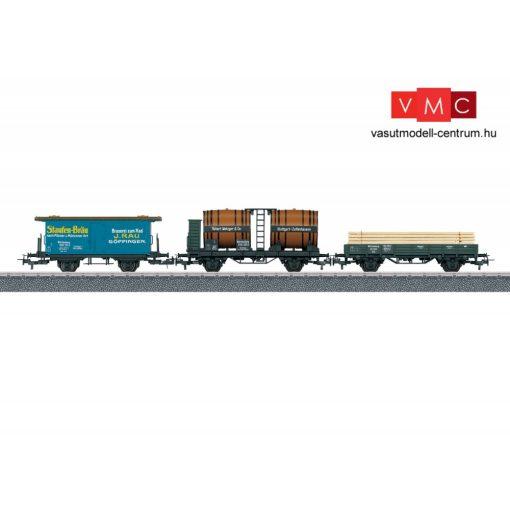 Märklin 44140 Teherkocsi-készlet, 3-részes K.W.St.E. (E1) (H0) - AC