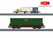 """Märklin 44452 Märklin Start up - Wagen-Set """"Containerverladung"""""""