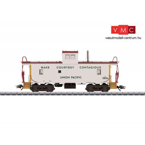 Märklin 45709 Amerikai tehervonati négytengelyes kísérőkocsi (caboose) (E3) (H0) - AC