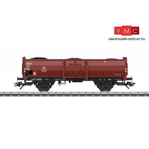 Märklin 46057 Nyitott teherkocsi Omm 52, szén rakománnyal, DB (E3) (H0) - AC