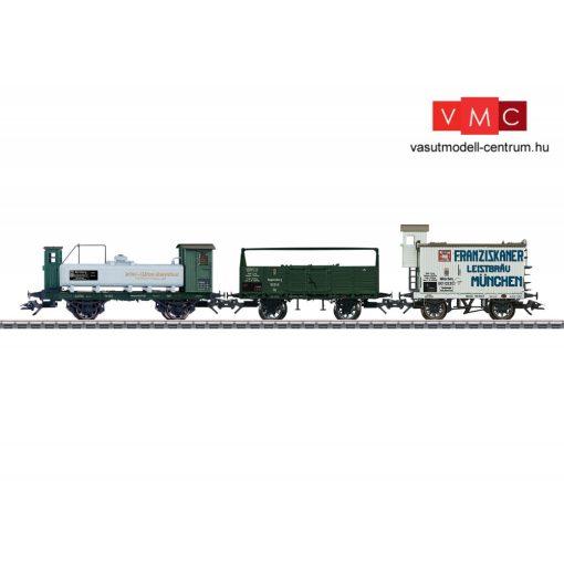 Märklin 46066 Teherkocsi-készlet, 3-részes K.Bay.Sts.B. (E1) (H0) - AC