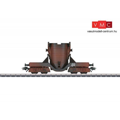 Märklin 46145 Nyersvasszállító négytengelyes teherkocsi (E3-4) (H0) - AC