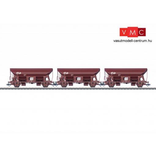 Märklin 46317 Önürítős teherkocsi-készlet, Fcs, barna, NS (E4) (H0) - AC