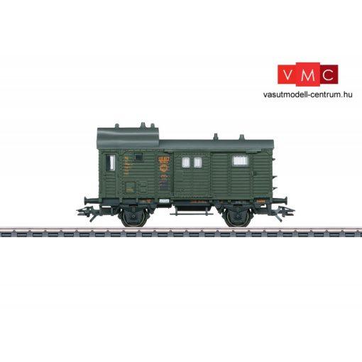 Märklin 46983 Tehervonati poggyászkocsi, Pwg Pr 14, DRG (E2) (H0) - AC