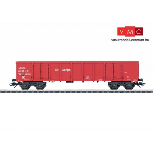 Märklin 47190 Nyitott négytengelyes teherkocsi, Eanos-x, DB-AG (E5) (H0) - AC