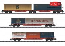 Marklin 47810 Containerwagen-Set DB AG
