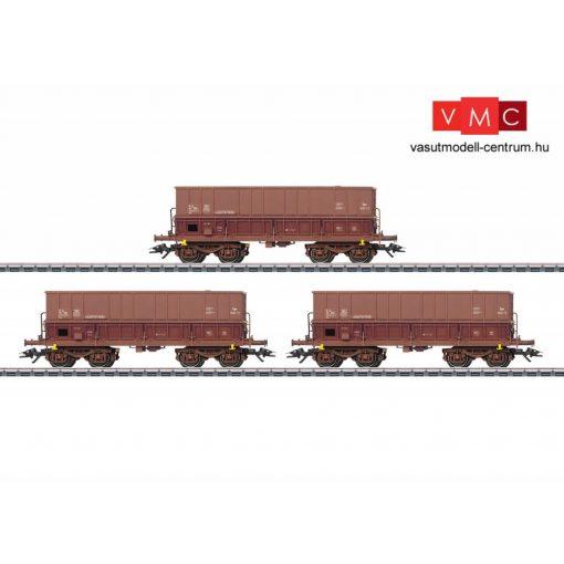 Märklin 48435 Önürítős teherkocsi-készlet, négytengelyes Fals, SNCB (E4) (H0) - AC