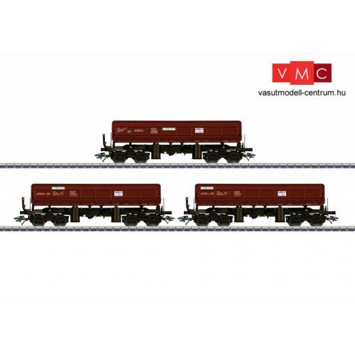 Märklin 48456 Oldalrabillenős teherkocsi-készlet, 3-részes Fas 680, On Rail GmbH (E6) (H0)