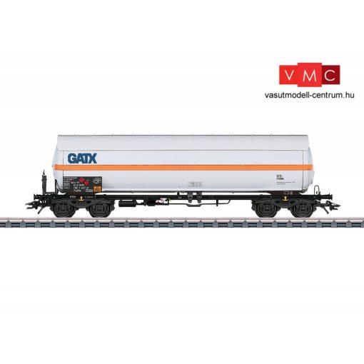 Märklin 48487 Gázszállító négytengelyes tartálykocsi, GATX (E6) (H0) - AC