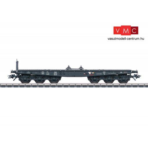 Märklin 48694 Nehézteherszállító hattengelyes pőrekocsi, SSym 46, DB (E3) (H0) - AC