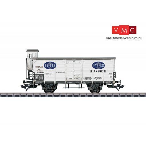 Märklin 48931 Hűtőkocsi fékházzal, Fyffes, NS (E2) (H0) - AC