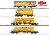 Märklin 49969 Pályafenntartási teherkocsi-készlet, 4-részes Bahnbau Gruppe (E6) (H0) - AC