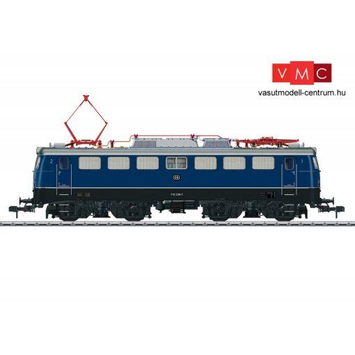 Märklin 55011 Villanymozdony BR 110, kék, DB (E4) (1)