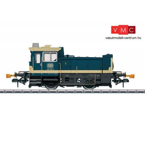 Märklin 55333 Dízelmozdony BR 335, óceánkék/bézs, DB (E4) (1)