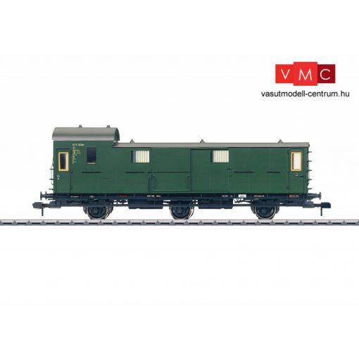 Märklin 58175 Poggyászkocsi, háromtengelyes Pw3 pr 02, DB (E3) (1)