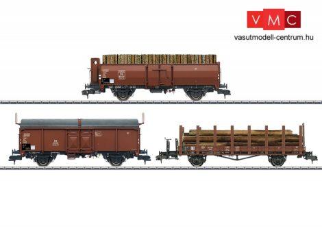 Märklin 58229 Güterwagen-Set Holzverladung