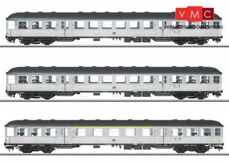 Märklin 58341 Nahverkehrswagen-Set Silberlinge