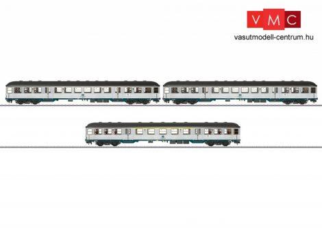 Märklin 58343 Nahverkehrswagen-Set Silberlinge