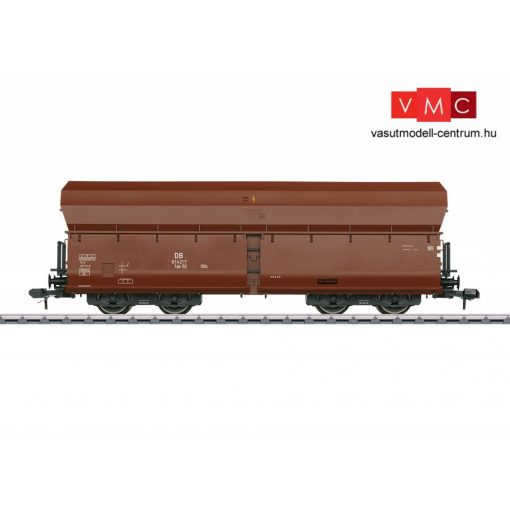 Märklin 58367 Önürítős négytengelyes teherkocsi, Fad 50 Ootz, DB (E3) (1)