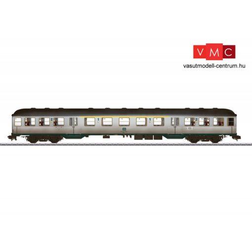 Märklin 58437 Személykocsi, négytengelyes Silberling típus, 1./2. osztály, DB (E4) (1) - g