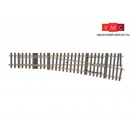 Märklin 59083 Jobbos váltó-készlet, kiegészítőkkel, r2.321 mm 10°, 600 mm (1)