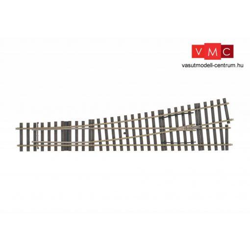 Märklin 59084 Balos váltó-készlet, kiegészítőkkel, r2.321 mm 10°, 600 mm (1)