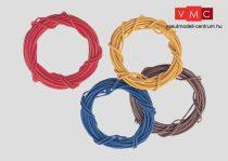 Marklin 71060 Kabel-Verkaufsverp.(4 Farb./j