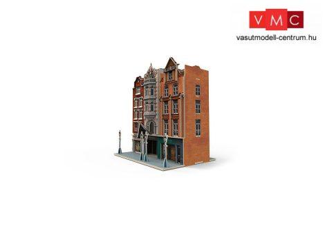 Marklin 72784 Start-Up Emeletes lakóház üzletekkel - 3D Puzzle (H0)