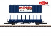 Märklin 80830 Rakoncás teherkocsi, Rmms 33, Märklin Magazin-Jahreswagen Spur Z 2020, DB (E3) (Z)