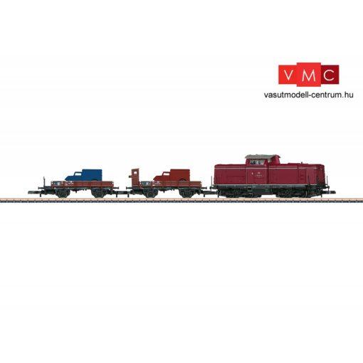 Märklin 81699 Tehervonat-készlet: V100 dízelmozdony 2 db teherkocsival - Leichter Güterzug, DB (E3) (Z)