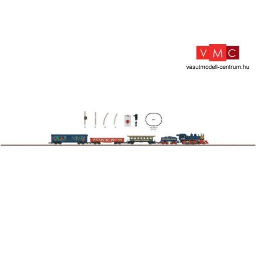 Märklin 81846 Analóg kezdőkészlet: Karácsonyi vonat, kiegészítőkkel, ovál pálya (Z) -
